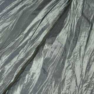 Тафта жатая серебро ш.130