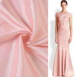Тафта бледно-розовая ш.150