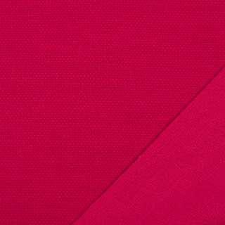 Трикотаж костюмный двухсторонний малиновый, ш.150