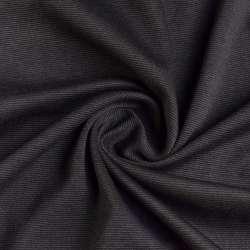Трикотаж французький сірий темний ш.145