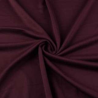 Французский трикотаж вишневый темный ш.175