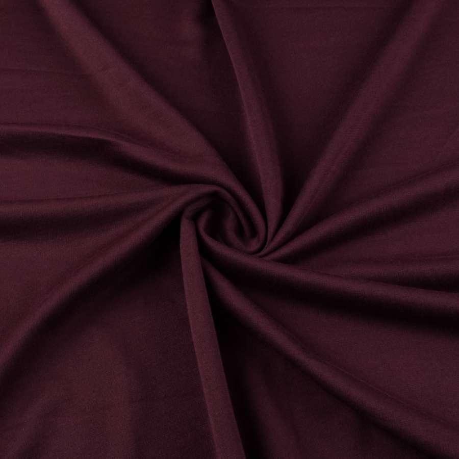 Трикотаж французский вишневый темный ш.175