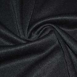 Трикотаж французский черный ш.170