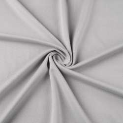 Трикотаж французский серый светлый ш.170