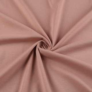 Французький трикотаж оранжево-рожевий ш.150
