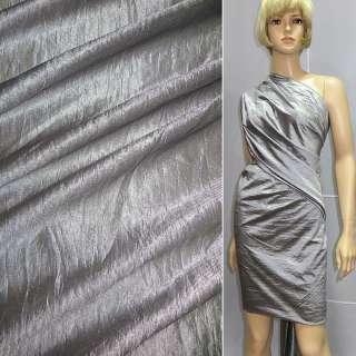 Кристаллон трикотажный серебристый ш.150