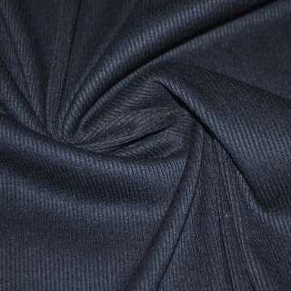 трикотажная резинка темно синяя ш.134