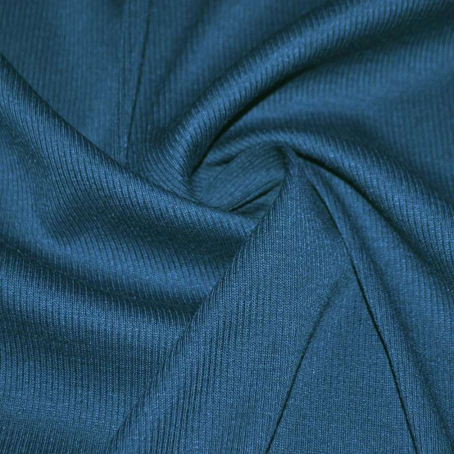 трикотажная резинка сине зеленая ш.134