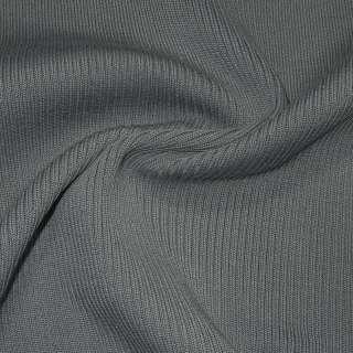 Трикотажное полотно резинка (манжет) стальное ш.70