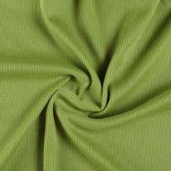 Трикотажна резинка зелена ш.130