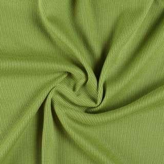 трикотажная резинка зеленая ш.130