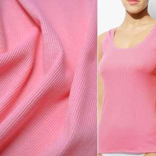 трикотажная резинка светло розовая ш.130