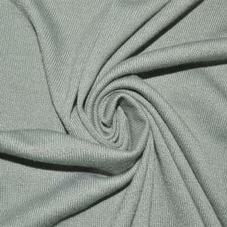 Трикотаж акриловий сірий світлий ш.170