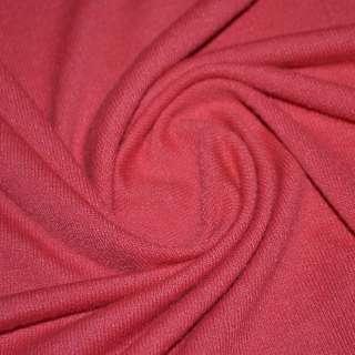 Трикотаж акриловый ярко-розовый ш.170