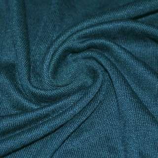 Трикотаж акриловый морская волна ш.180