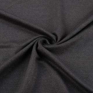 Трикотаж акриловый серый ш.180