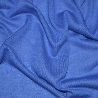 Трикотаж облегченный светло синий ш.160