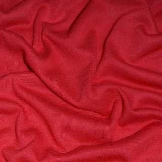 Трикотаж облегченный красный ш.160