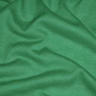 Трикотаж облегченный зеленый ш.160