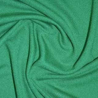 Трикотаж ярко зеленый акриловый ш.170