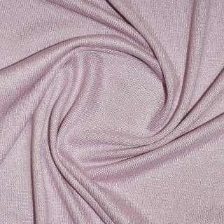 Трикотаж бледно розовый акриловый ш.170