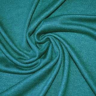 Трикотаж акриловый морская волна ш.170