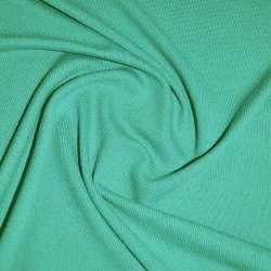 Трикотаж смарагдовий з дрібними штрихами ш.170