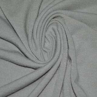 Трикотаж светло серый ш.170
