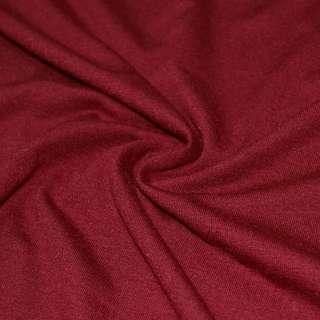 Трикотаж бордовый ш.168
