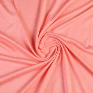 Вискоза с эластаном,тр-ж серо розовый ш.170
