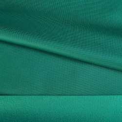 Трикотаж спорт с начесом зеленый (нефрит) ш.145