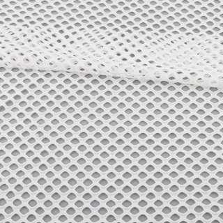 Сетка трикотажная белая ш.160