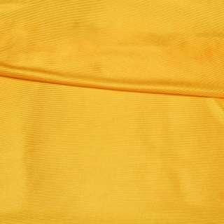 Трикотаж спорт Dazzle желтый, ш.180
