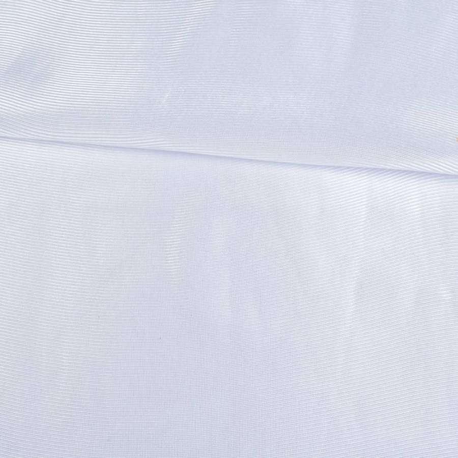 Трикотаж спорт Dazzle белый, ш.180