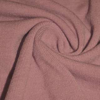 Трикотаж розово бежевый шерстяной ш.170