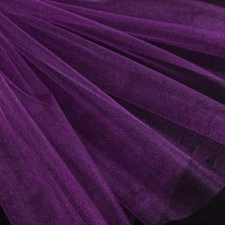 Еврофатін м'який блискучий фіолетовий, ш.140
