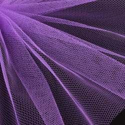 Фатін жорсткий фіолетовий ш.180