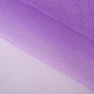 фатин жесткий светло-фиолетовый ш.143