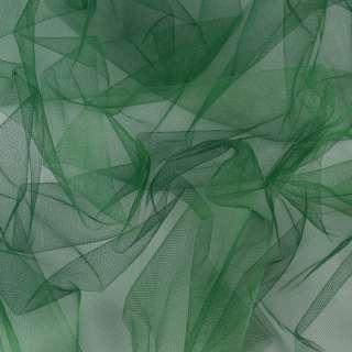 фатин (американ. сетка) зеленый темный ш.160