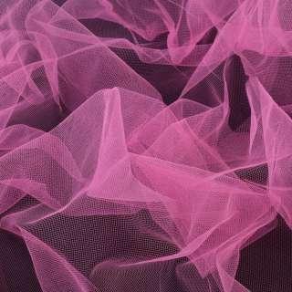 фатин (американ. сетка) розовый яркий, ш.160