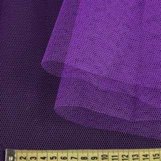 Фатин жорсткий фіолетовий ш.180