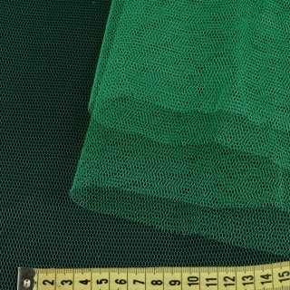 Фатин жорсткий зелений яскравий ш.180