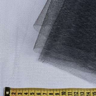Фатін жорсткий чорний ш.180