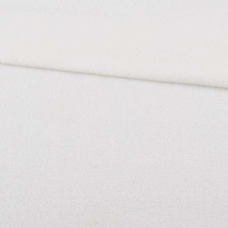 Фліс білий, ш.165