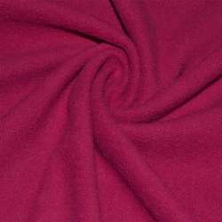 Флис вишневый ш.165