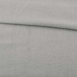 Флис серый светлый ш.160