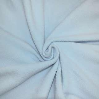 флис светло-голубой ш.165