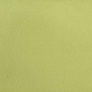 Фліс салатово-молочний ш.165