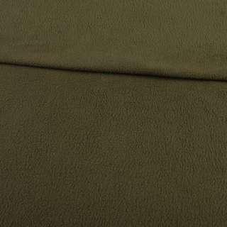 флис оливковый темный ш.160