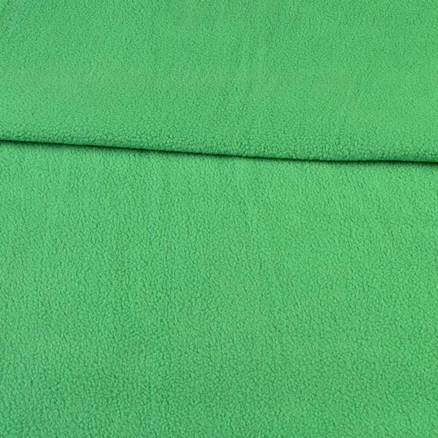 Фліс зелений лайм ш.165